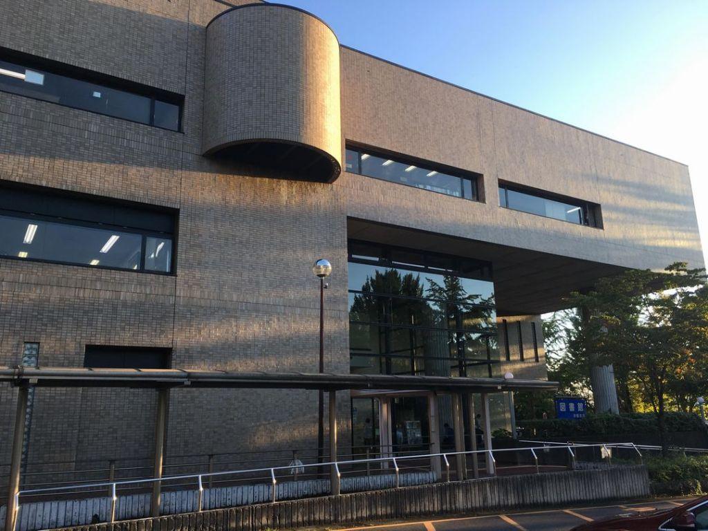 宇都宮市中央図書館