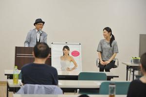 2019みや終活フェスタ セミナー講師 及川真子 今井賢司